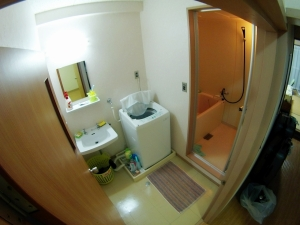 3 Niihama Apt Bathroom